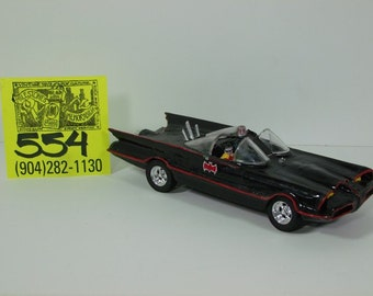 1960's Aurora  Batmobile-original issue-B/U