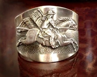 Rodeo Queen Cowgirl Cuff Bracelet