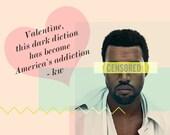 Kanyegram Valentine digital downloads (2xPDF)