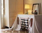 """Playhouse - tablecloth """"Striped Spring"""" FREE SHIPPING WORLDWIDE"""