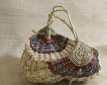 Handwoven Basket #9