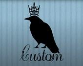 custom order for LS - moukaite jasper double wrap bracelet on dark brown leather