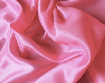 Lining Cotton Candy Pink Fabric- #145  (by the yard)