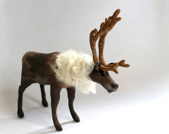 Reindeer - Pdf sewing pattern