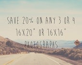 discount photography save on any 3 or 4 16x16 photograph 16x20 photograph fine art photography sale discount set print set