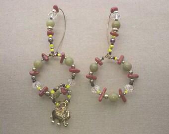 AFRICA ~ Earrings By SONYA HARRIET