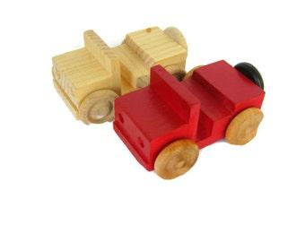 Lil' Red Jeep