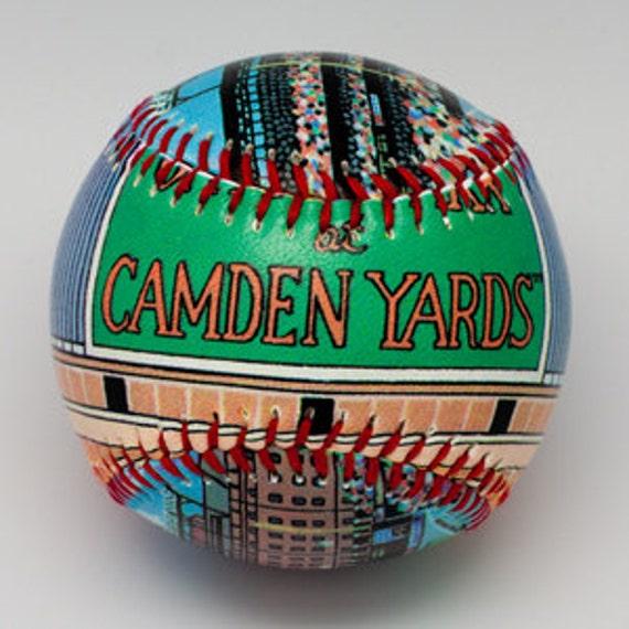 The Orioles Camden Yards Orioles Fan Baseball Fan Gift