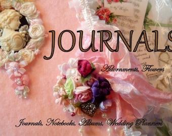 Spring Wedding, Journals, Baby Books, Albums, Scrapbooks, Guest Books, Gift Ideas