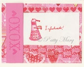 Valentine's Day card for the Dalek in your life