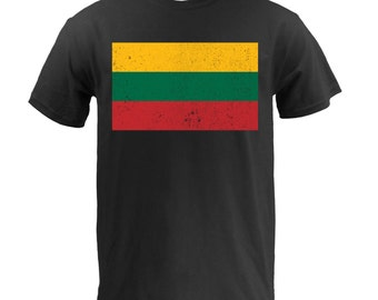 Flag of Lithuania - Black