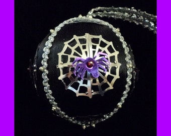 Spider Web Ornament