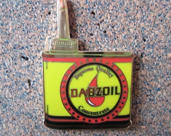 Dabzoil V2 Hat Pin