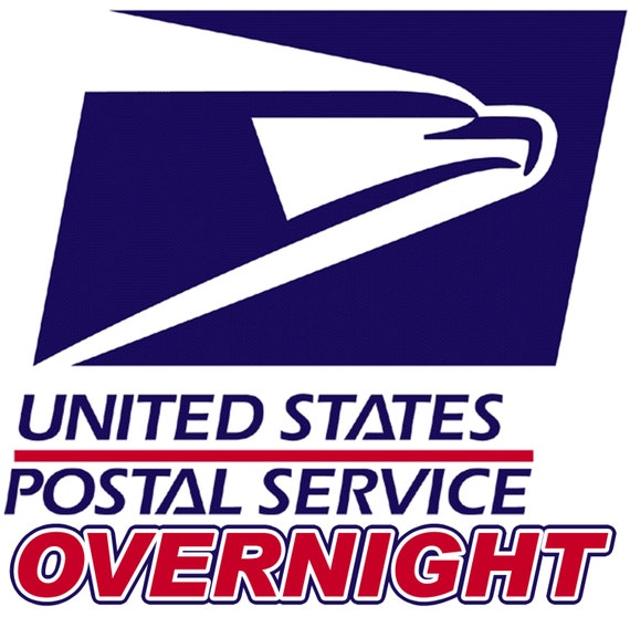 Overnight delivery, whether it's performed by UPS, FedEx or the USPS, will all require shipments by a.m. in order to guarantee shipment the next day. FedEx and UPS can deliver by 8 a.m. the next day, while the USPS will arrive by a.m.