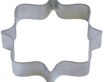 Fancy Square Cookie Cutter
