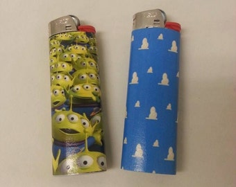 Toy Story Lighters