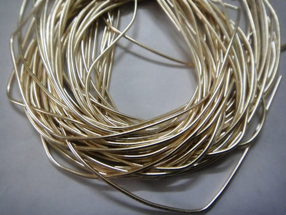 how to clean wire bullion thread