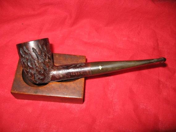 Vintage Estate Pipe Dr Grabow Grand Duke Imported Briar