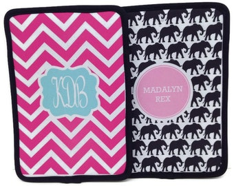 Personalized Monogrammed Kindle Fire Case / Sleeve - Monogrammed Gifts