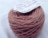 Vintage Rose II Naturally Dyed Wool / Cotton FLASH SALE