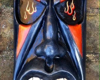 Tiki Wall Mask