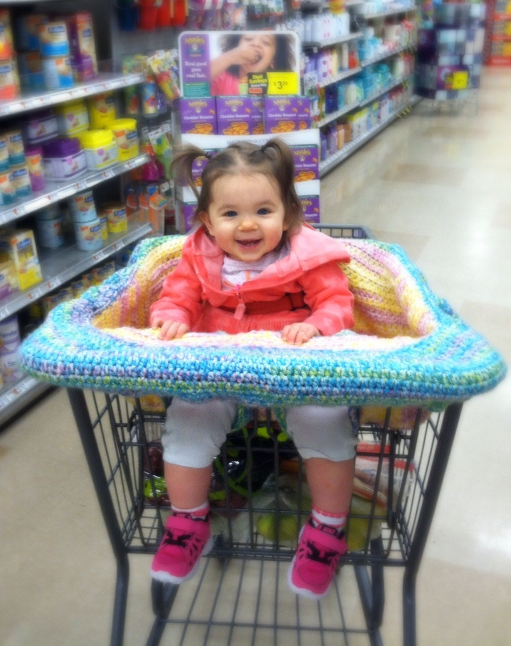 Shopping Cart Cover PDF crochet PATTERN ONLY by ...