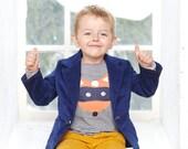 Boys blazer toddler blazer corduroy blazer, fully lined toddler boys  blazer, boys clothing 5yrs - 10yrs