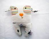 New Cute Bored Soft Toy for babies. Baby Goods. Soft Plush Sewn Toy