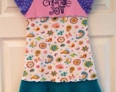 Size 4/5 Choose Joy Dress