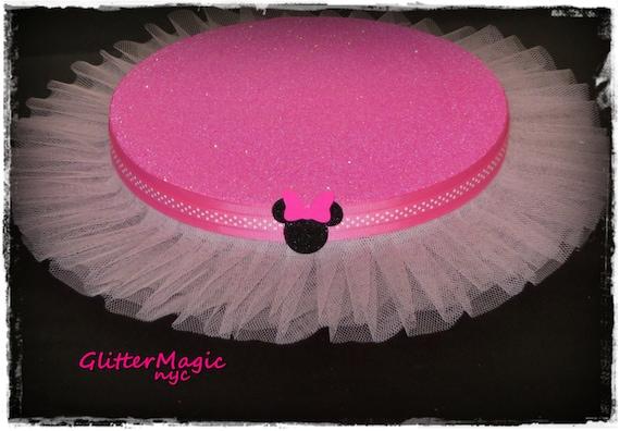 Decoracion Minnie Rosada ~ Minnie Mouse Stand  Minnie Mouse Decoracion  Minnie Mouse Rosada