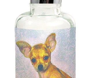 Chihuahua - Belle - Soap/Lotion Dispenser