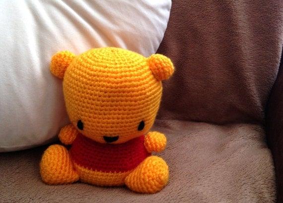 Crochet Pattern Winnie The Pooh Pakbit For
