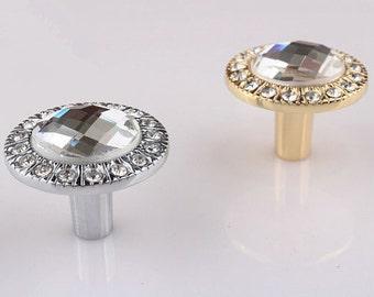 decorative drawer knobs. knobs crystal / glass dresser knob drawer pull handles kitchen cabinet pulls decorative l