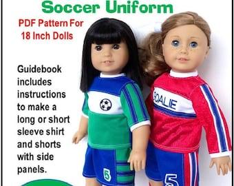 doll soccer Ashley
