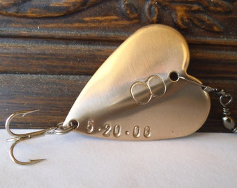 Eighth Bronze Anniversary Gift 8th Wedding Anniversary Gift for Him ...