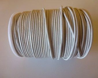 D-02622 - 1m. Genuine Leathercord 2mm