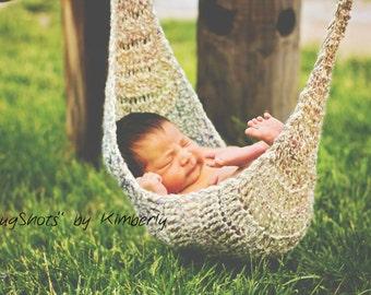 Newborn Hammock Crochet Pattern