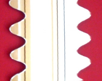 Wavey Mirror - 5 Sizes Available