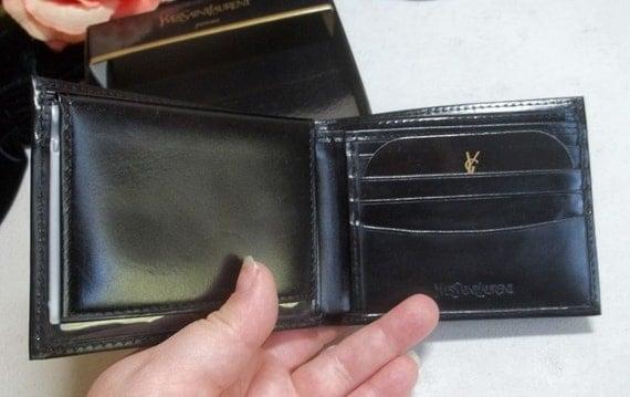 ysl handbags on sale - Yves Saint Laurent ysl bifold wallet by FRANSCOSMETICSBARGIN