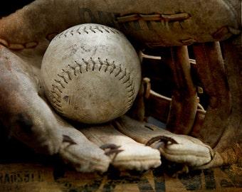 Guy's Game Day Photography,Spring Training,Softball Bat Glove,Boy's Room,Baseball Photography,Baseball Photo, Baseball Print, Softball Photo