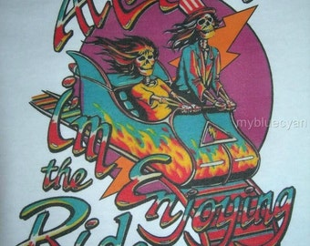 Grateful Dead T Shirt  ... Hell in a Bucket... Jerry Garcia