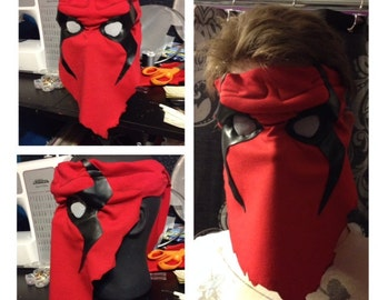 Grifter costume mask