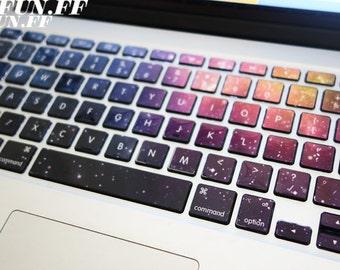 MacBook Keyborad protector Keyboard Skin Macbook Keyboard Decal Macbook Pro Macbook Air Sticker apple wireless keyboard yuzhou