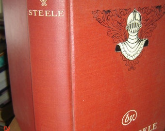 The House of Iron Men, by Jack Steele, published by Desmond Fitzgerald, NY in 1911.  VGC+