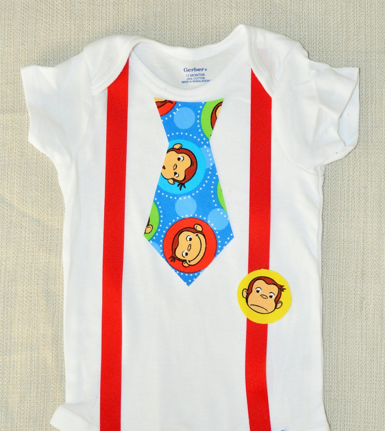 rylo curious george shirt curious george bodysuit by rylowear