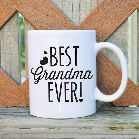 Best Grandma Ever Mother 39 S Day Coffee Mug 11 Or 15 Oz