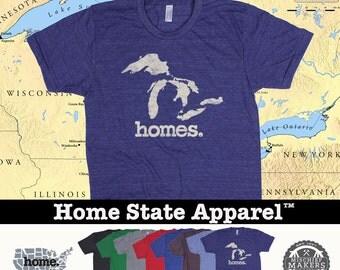 Great Lakes HOMES. tshirt