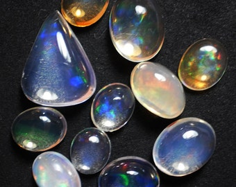 Beautiful mexican opal lot (Y02)