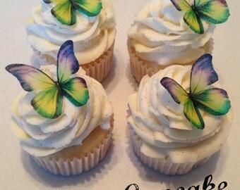 Blooming Colors Edible Butterflies -12