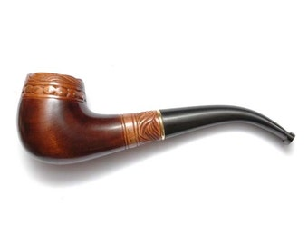 Smoking Pipe, Tobacco Pipes, Smoking bowl, wood smoking bowl, Tobacco bowl. Wooden Pipes, Hand Carved Tobacco Wood Pipes.